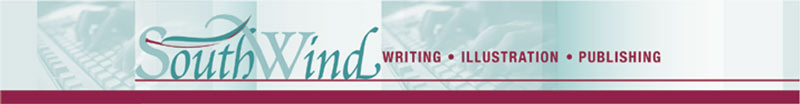 SouthWind writing illustration  publishing
